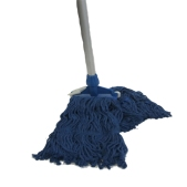 Mop Cotton Blue Complete